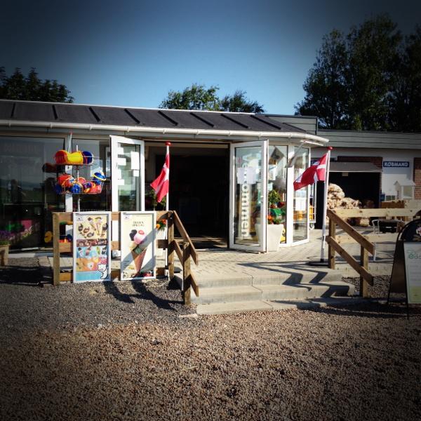 Gjellerodden | Odden Cafeteria & Mini Marked billeder